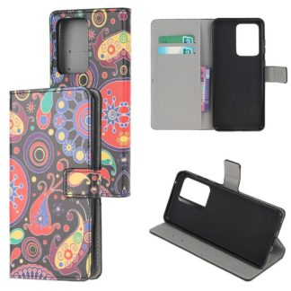 Plånboksfodral Samsung Galaxy S21 Ultra - Paisley
