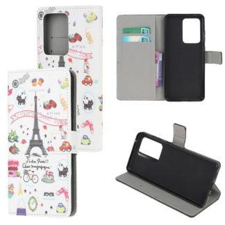 Plånboksfodral Samsung Galaxy S21 Ultra - Paris