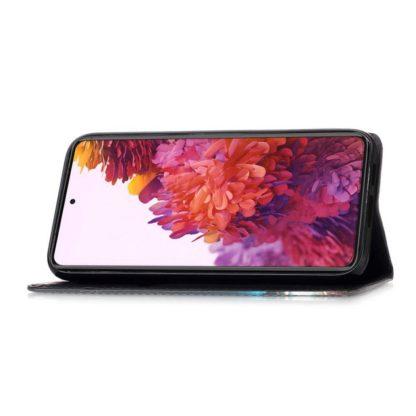 Plånboksfodral Samsung Galaxy S21 Ultra – Rosor