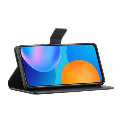 Plånboksfodral Huawei P Smart 2021 - Svart