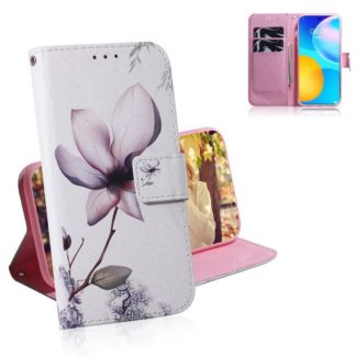 Plånboksfodral Huawei P Smart 2021 – Magnolia