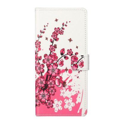 Plånboksfodral Huawei P Smart 2021 - Körsbärsblommor