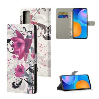 Plånboksfodral Huawei P Smart 2021 - Lotus