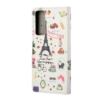 Plånboksfodral Huawei P Smart 2021 - Paris