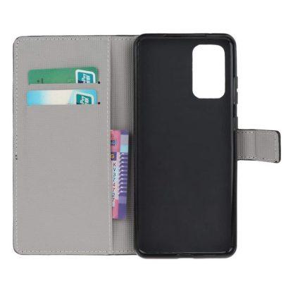 Plånboksfodral Samsung Galaxy A32 5G - Körsbärsblommor