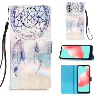 Plånboksfodral Samsung Galaxy A32 5G – Drömfångare Himmel
