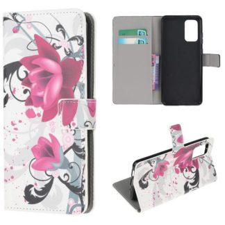 Plånboksfodral Samsung Galaxy A32 5G - Lotus