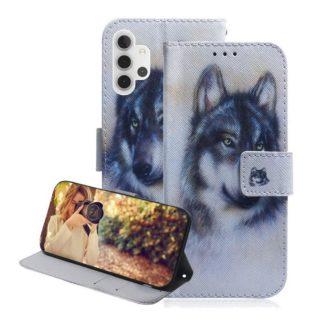 Plånboksfodral Samsung Galaxy A32 5G – Varg