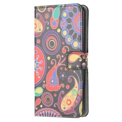Plånboksfodral Samsung Galaxy A52 - Paisley
