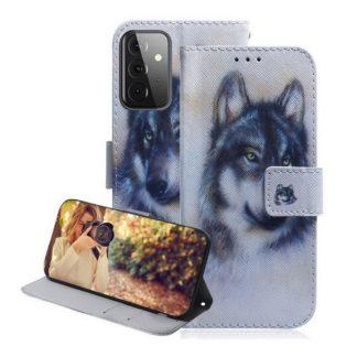 Plånboksfodral Samsung Galaxy A52 – Varg