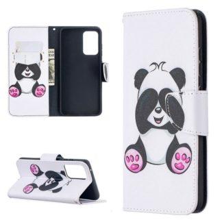 Plånboksfodral Samsung Galaxy A52 - Panda