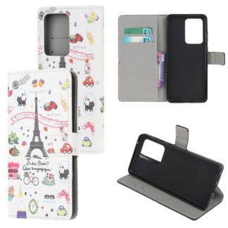 Plånboksfodral Samsung Galaxy A52 - Paris