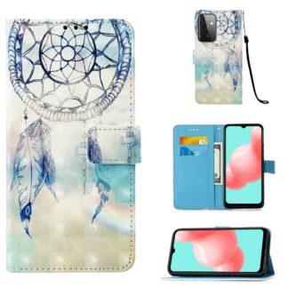 Plånboksfodral Samsung Galaxy A72 – Drömfångare Himmel