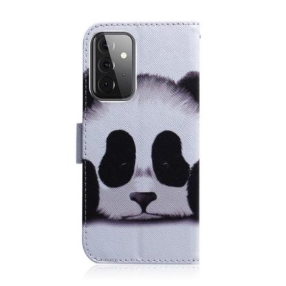 Plånboksfodral Samsung Galaxy A72 - Panda