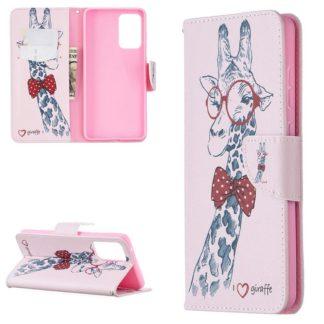 Plånboksfodral Samsung Galaxy A72 – Giraff