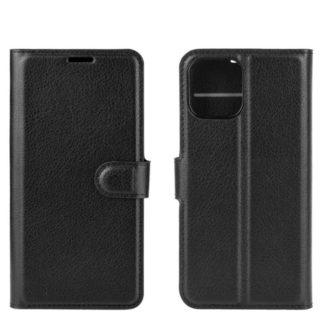 Plånboksfodral Xiaomi Mi 11 Lite - Svart