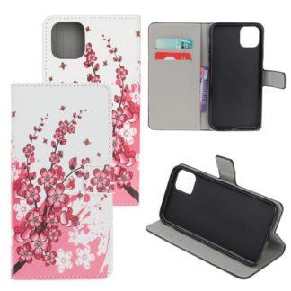 Plånboksfodral Xiaomi Mi 11 Lite - Körsbärsblommor