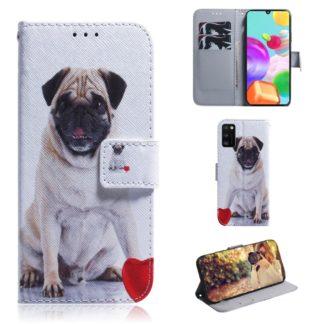 Plånboksfodral Samsung Galaxy A02s - Mops