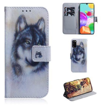 Plånboksfodral Samsung Galaxy A02s – Varg
