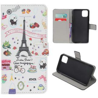 Plånboksfodral Apple iPhone 12 Pro - Paris