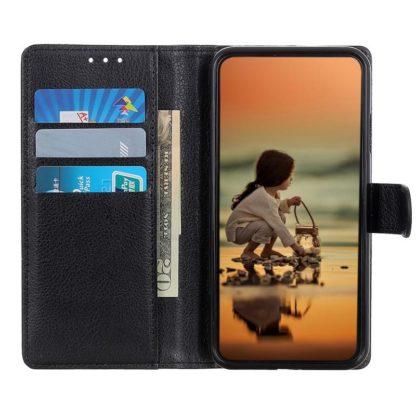 Plånboksfodral Samsung Galaxy S21 - Svart