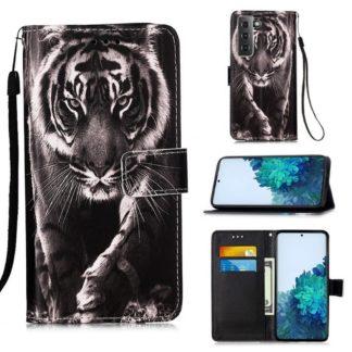 Plånboksfodral Samsung Galaxy S21 – Tiger