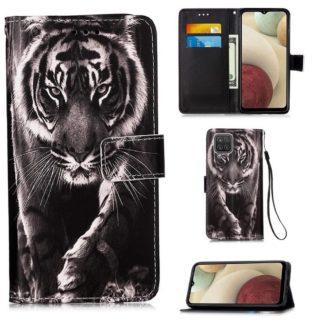 Plånboksfodral Samsung Galaxy A42 - Tiger