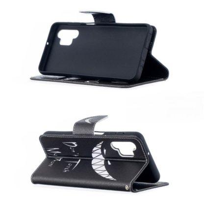 Plånboksfodral Samsung Galaxy A32 5G – Don't Touch My Phone