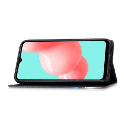Plånboksfodral Samsung Galaxy A52 – Reflektion
