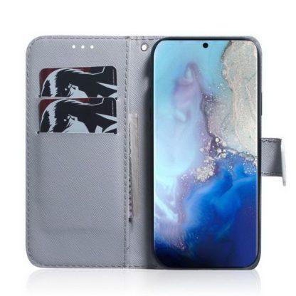Plånboksfodral Samsung Galaxy A72 – Varg