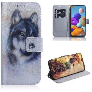 Plånboksfodral Xiaomi Mi 11 – Varg