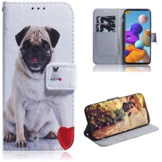 Plånboksfodral Xiaomi Mi 11 - Mops
