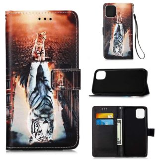 Plånboksfodral Xiaomi Mi 11 Lite – Reflektion