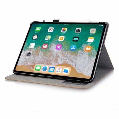 "Plånboksfodral iPad Pro 11"" (2018) - Krokodilmönster, 5 Färger"
