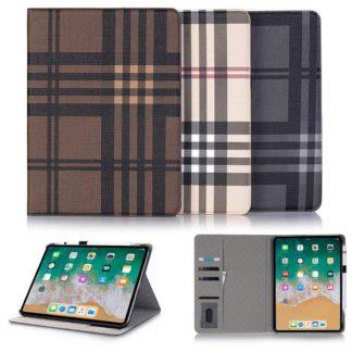 "Plånboksfodral iPad Pro 11"" - Rutmönster, 3 Färger"