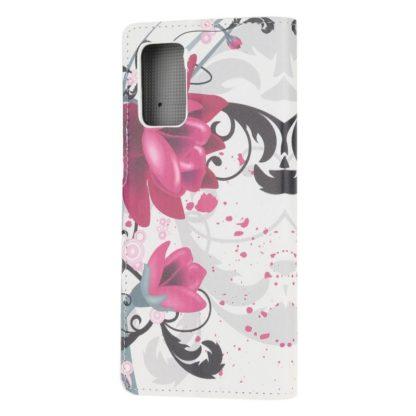 Plånboksfodral Samsung Galaxy S20 FE - Lotus