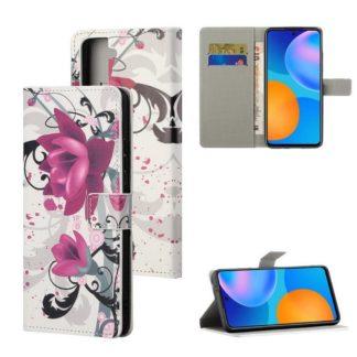 Plånboksfodral Samsung Galaxy S21 - Lotus