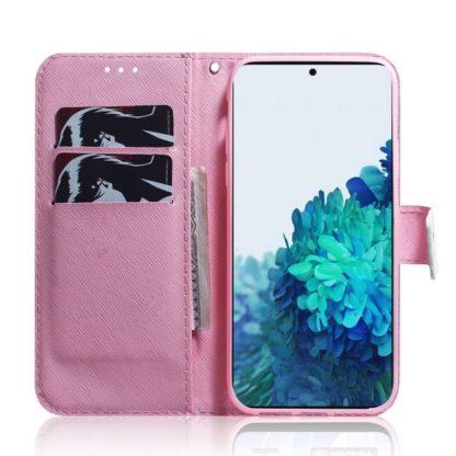 Plånboksfodral Samsung Galaxy S21 – Magnolia