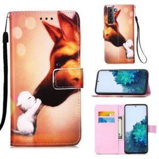 Plånboksfodral Samsung Galaxy S21 – Best Friends