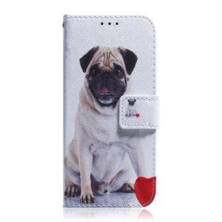 Plånboksfodral Samsung Galaxy A42 - Mops