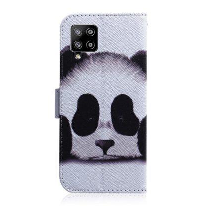 Plånboksfodral Samsung Galaxy A42 - Panda
