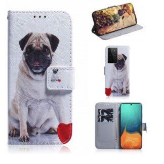 Plånboksfodral Samsung Galaxy S21 Ultra - Mops