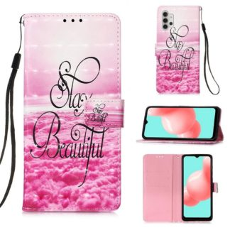 Plånboksfodral Samsung Galaxy A32 5G – Stay Beautiful