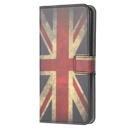 Plånboksfodral Samsung Galaxy A52 - Flagga UK
