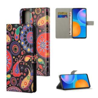Plånboksfodral Huawei P Smart 2021 - Paisley