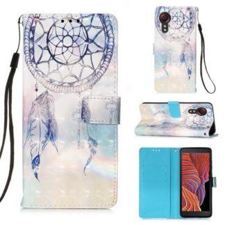 Plånboksfodral Samsung Galaxy XCover 5 – Drömfångare Himmel