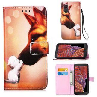 Plånboksfodral Samsung Galaxy XCover 5 – Best Friends