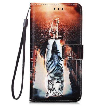 Plånboksfodral Samsung Galaxy XCover 5 – Reflektion