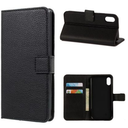 Plånboksfodral Samsung Galaxy XCover 5 - Svart
