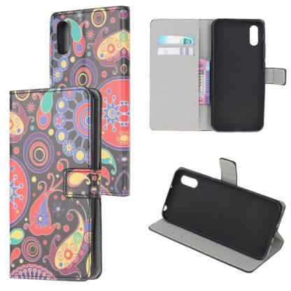 Plånboksfodral Samsung Galaxy XCover 5 - Paisley